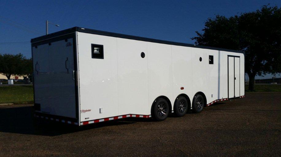 Cargo Mate Eliminator Car Tex Trailers