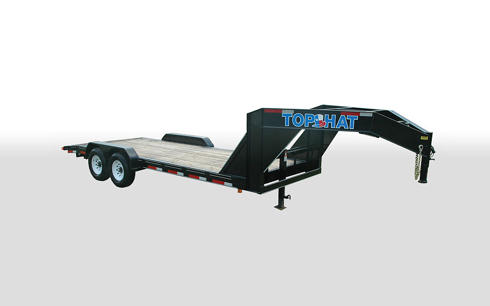 EQUIPMENT HAULER GOOSENECK 12.5 – 14K