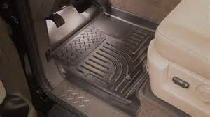 Husky WeatherBeater Floor Mats