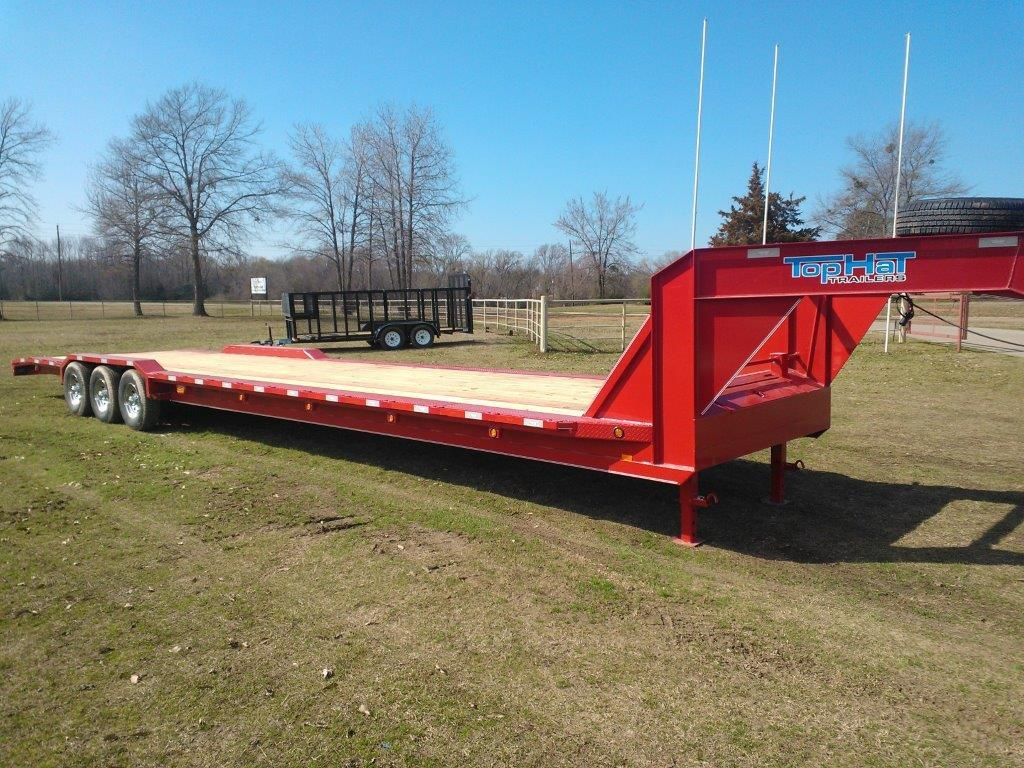 EQUIPMENT HAULER GOOSENECK 21K