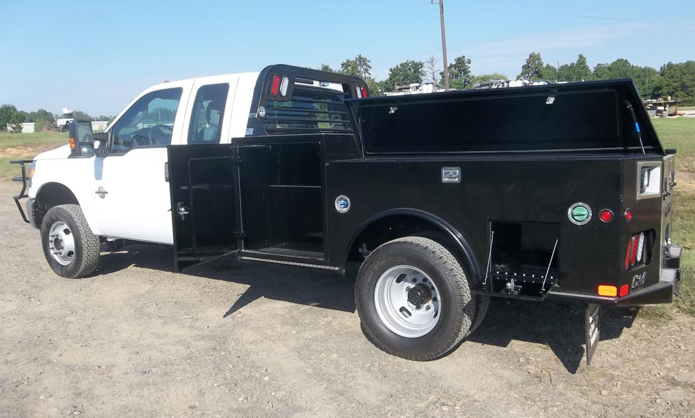 Used Cm Truck Beds Texas
