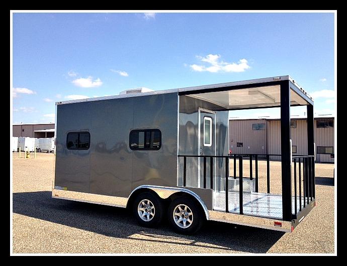 Utility Stock Cargo Horse And Custom Trailers Car